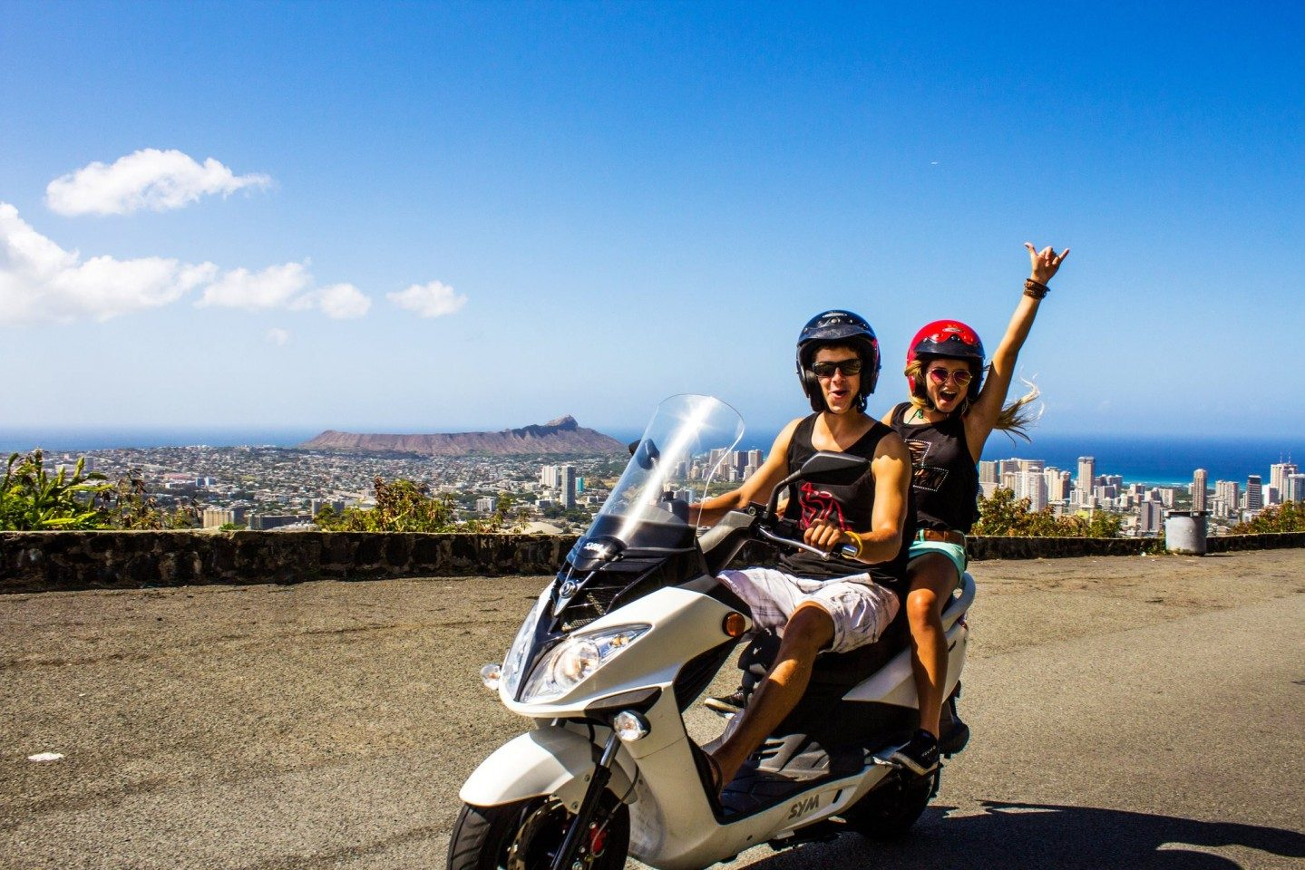 No License Required Car Sales >> Hawaii Moped Rentals & Genuine Scooter Sales