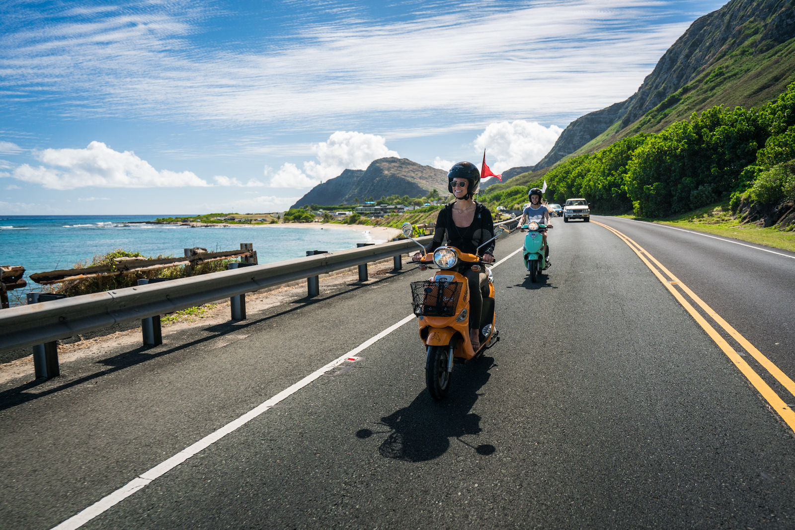 Hawaii Moped Rentals & Genuine Scooter Sales