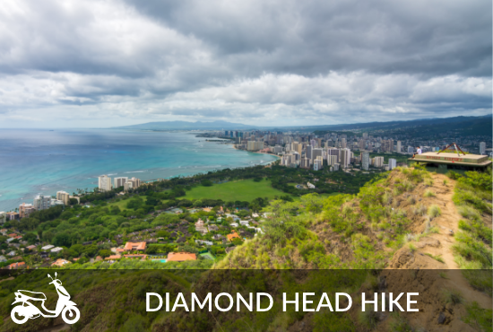 Cruise the Crater – Diamond Head Tour